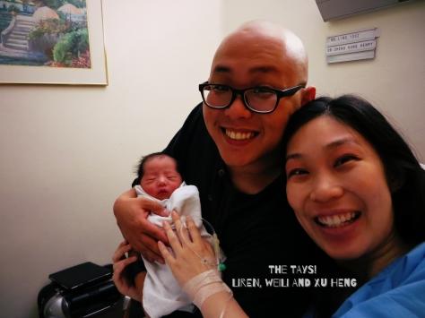 The Tay Family