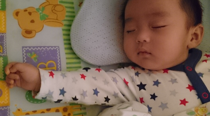 #sleeptrainingstories: Our Experience with SG Supernanny, Zoe
